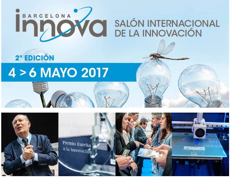 Ets emprenedor? Vols participar al Fòrum d'inversió del Saló Barcelona Innova?