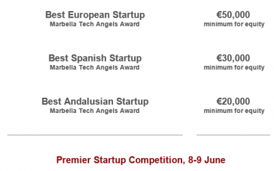 Premier Startup Competition – EBAN Annual Congress 2017