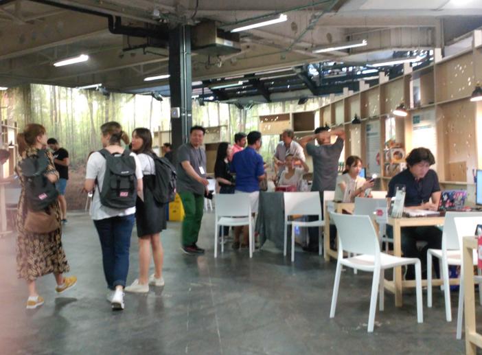 BANC visita el Sonar+D per estudiar startups digitals i culturals