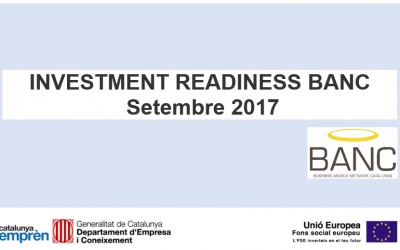 Investment Readiness (setembre 2017)