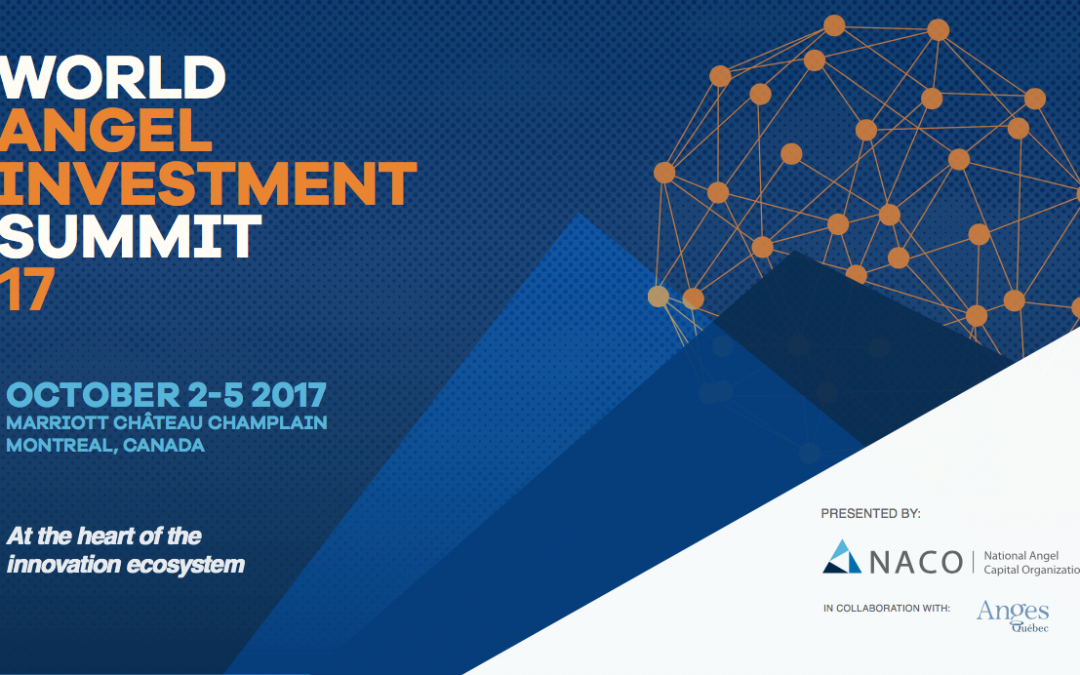 Are you an investor? Come to the NACO Summit 2017