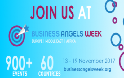 Join us at the next Business Angels Week