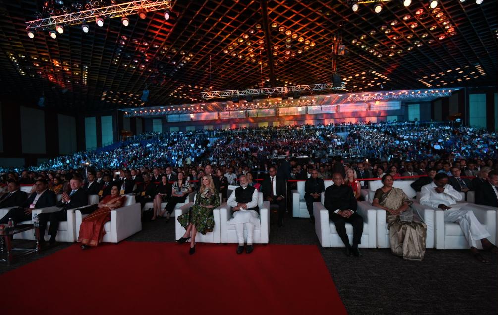 BANC viatja a l'Índia per participar a la GES 2017