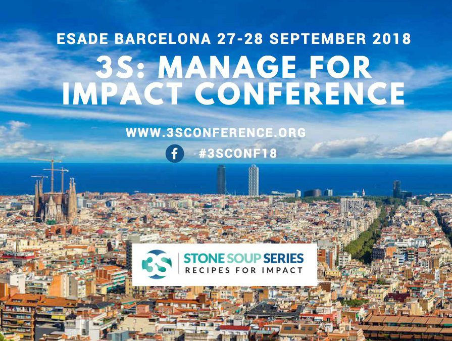 3S IMPACT CONFERENCE