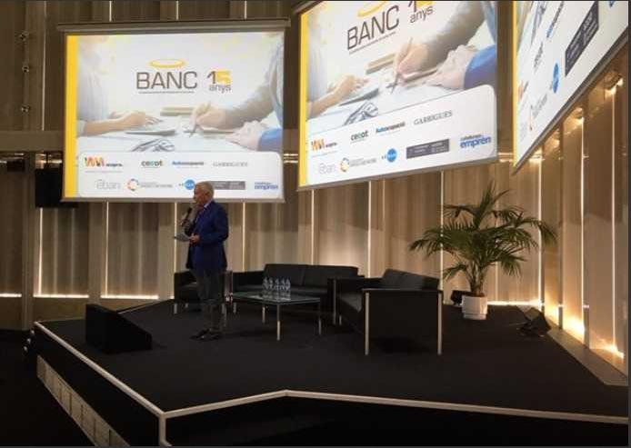 """Abad celebra la """"moderna"""" aposta de BANC fa 15 anys i la seva contribució a la innovació"""