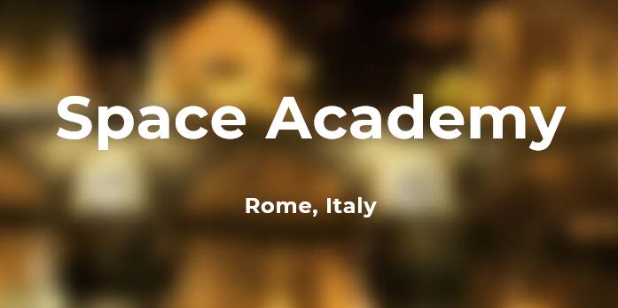 CALL SPACE ACADEMY ROME