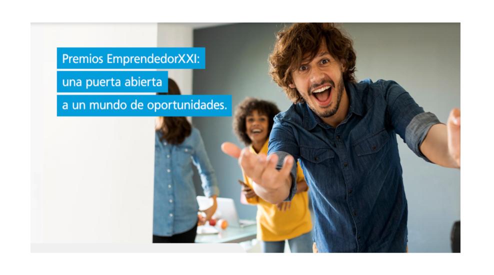 (Català) ARRIBEN ELS PREMIS EMPRENEDORS XXI