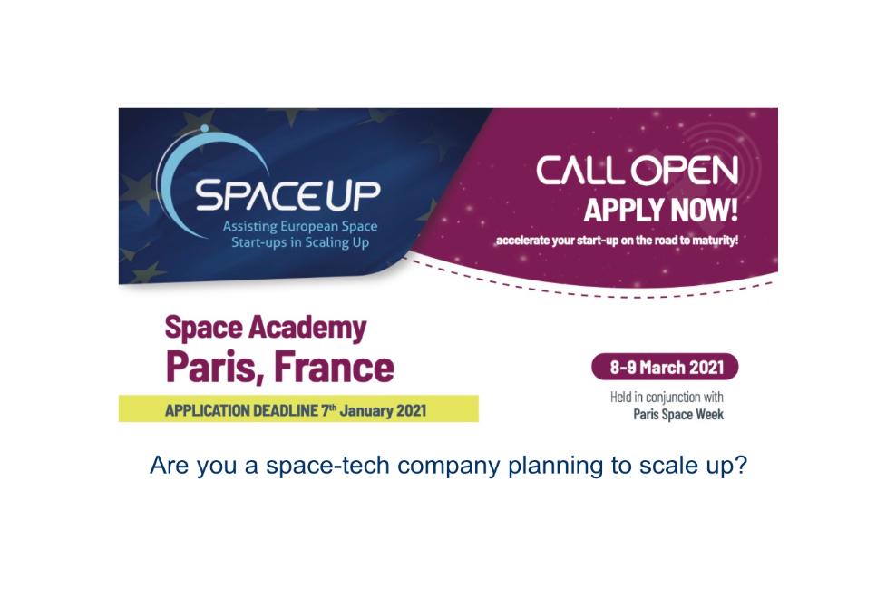 The Space Academy Paris