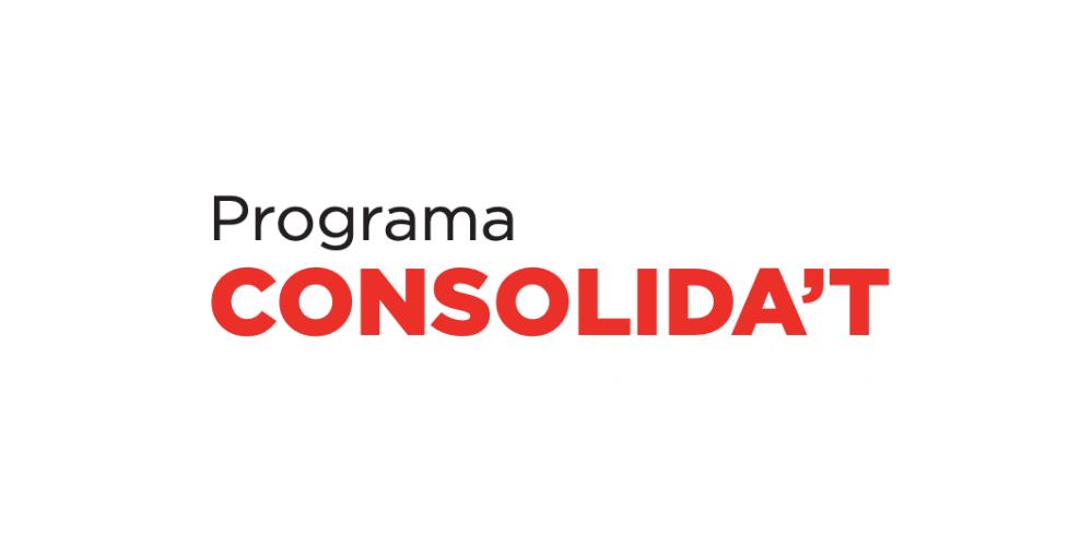 (Català) ARRENCA EL PROGRAMA CONSOLIDA'T 2021