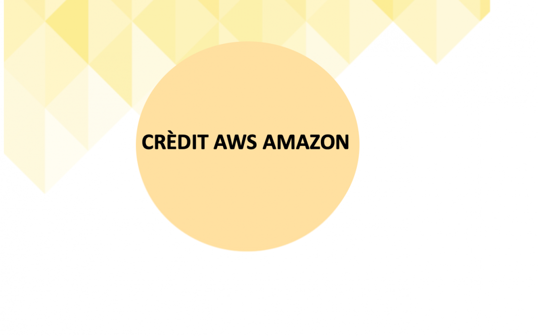 CRÉDITO AWS AMAZON