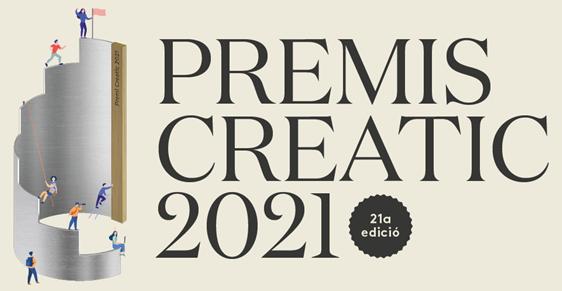 (Català) BANC, ENTITAT COL.LABORADORA DEL PREMIS CREATIC 2021
